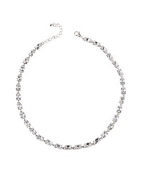 Crystal Tennis Necklace