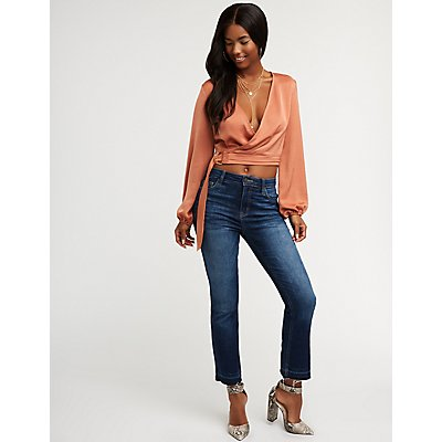 O Ring Wrap Top