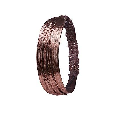 Metallic Lurex Headband