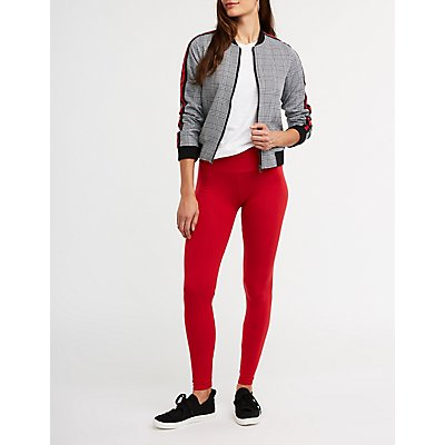 Stretchy High Waist Leggings