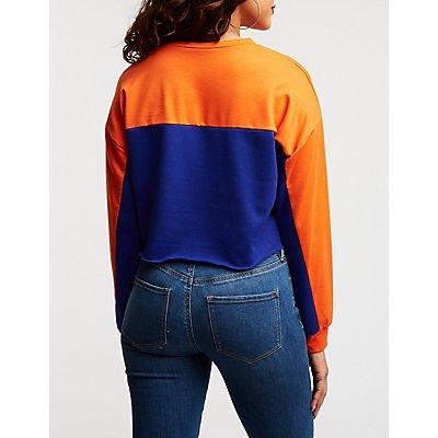 All The Feels Sweatshirt