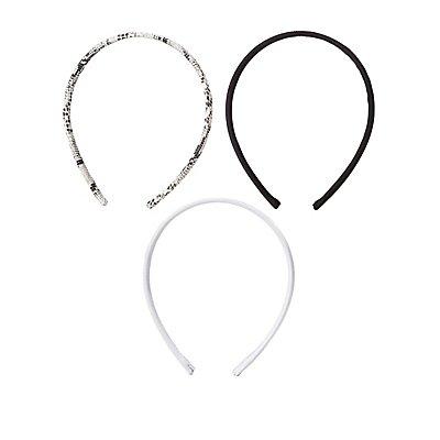 Headband Set - 3 Pack