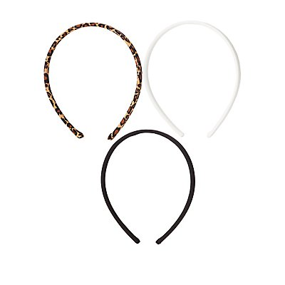 Headband Set - 3 Pack