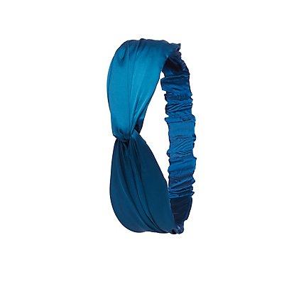 Satin Knot Headband