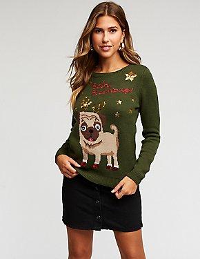 Bah Humpug Christmas Sweater