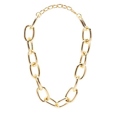 Thick Link Necklace