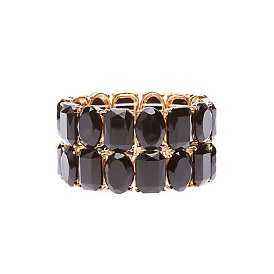 Rectangle Stone Bracelet
