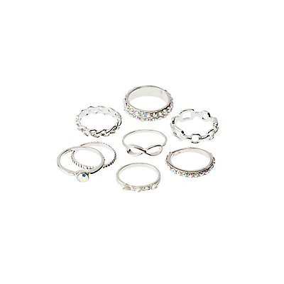 Assorted Stacking Rings