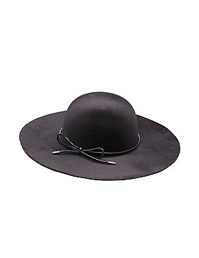 Velvet Flappy Hat