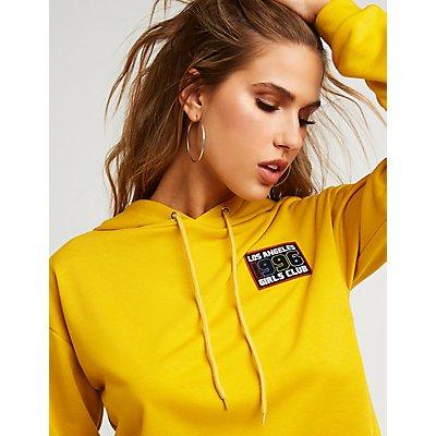 Los Angeles Hooded Sweatshirt