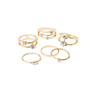 Stacking Rings - 5 Pack