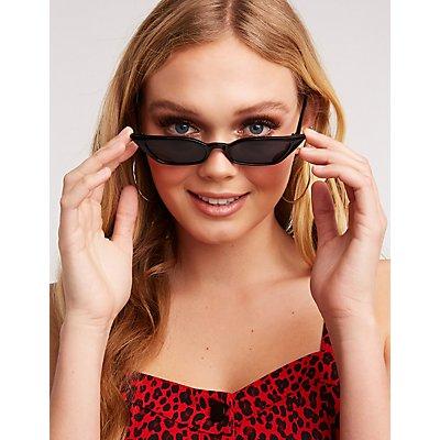 Mini Cateye Sunglasses