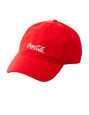 Coca Cola Baseball Hat