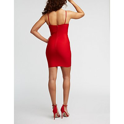 Cut Out Bodycon Dress
