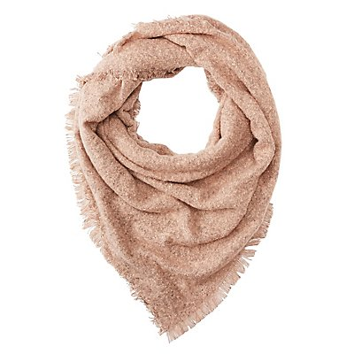Woven Blanket Scarf