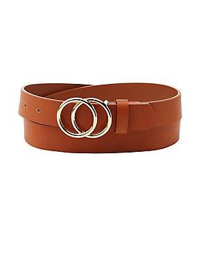 Infinity Ring Belt