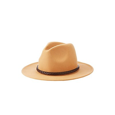 Braid & Buckle Panama Hat