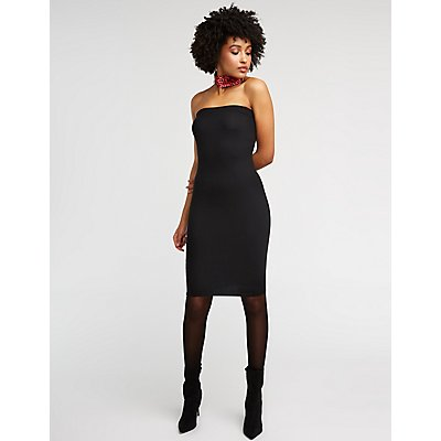 Tube Bodycon Dress