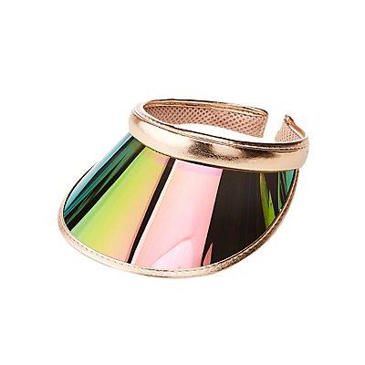 Metallic Hologram Visor