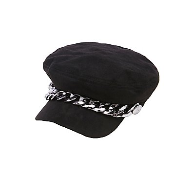 Chain Link Cabby Hat