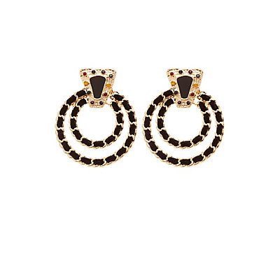 Status Statement Earrings