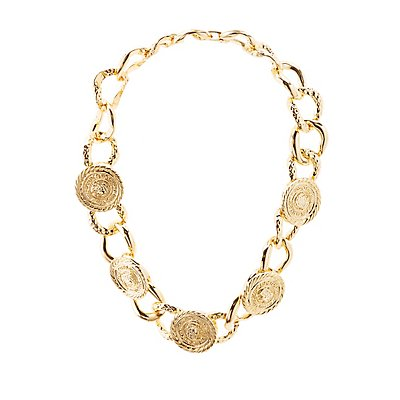 Lion Pendant Necklace