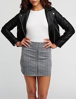 O Ring A Line Skirt