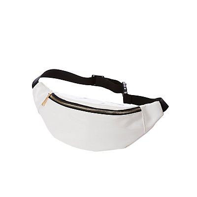 Patent Fanny Pack