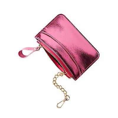 Metallic Card Wallet On Chain