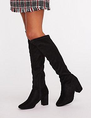 8824ee1137074e Boots  Knee-High