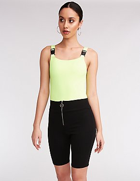 Neon Buckle Bodysuit