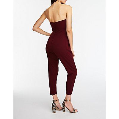 V Wired Jumpsuit