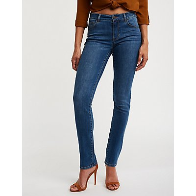 Refuge Straight Leg Jeans