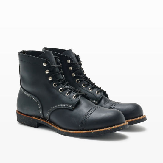 32ca68ca6d Red Wing Iron Ranger Boot