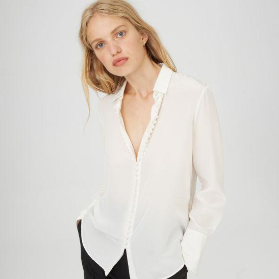 26cf1af21a0a9 Helek Silk Shirt