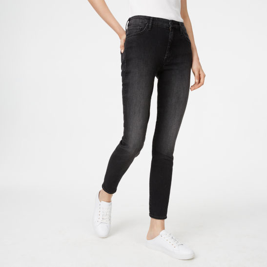a423fdc5d2b98 MOTHER High-Waisted Looker