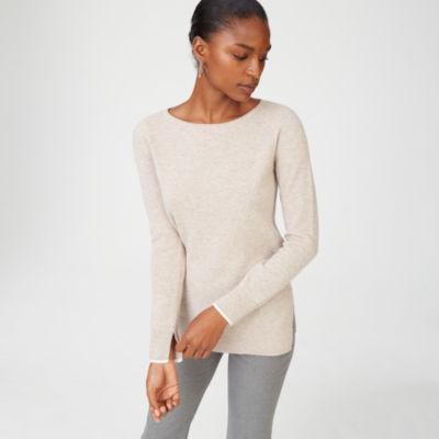 Women Cashmere Nicolette Cashmere Sweater Club Monaco