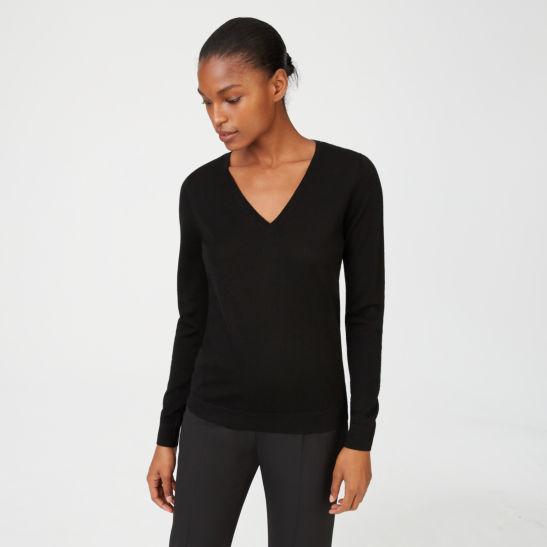 10bf7c9f4b Agnes Merino Wool Sweater