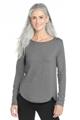 Grey Heather Stripe