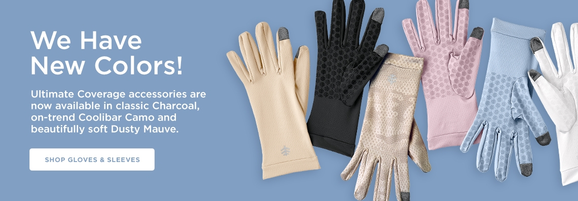 Shop Gloves & Sleeves