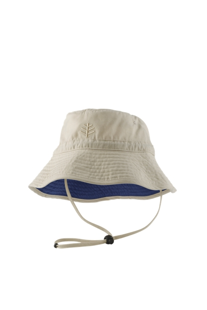 Chin strap hat sun protective clothing coolibar for Toddler fishing hat
