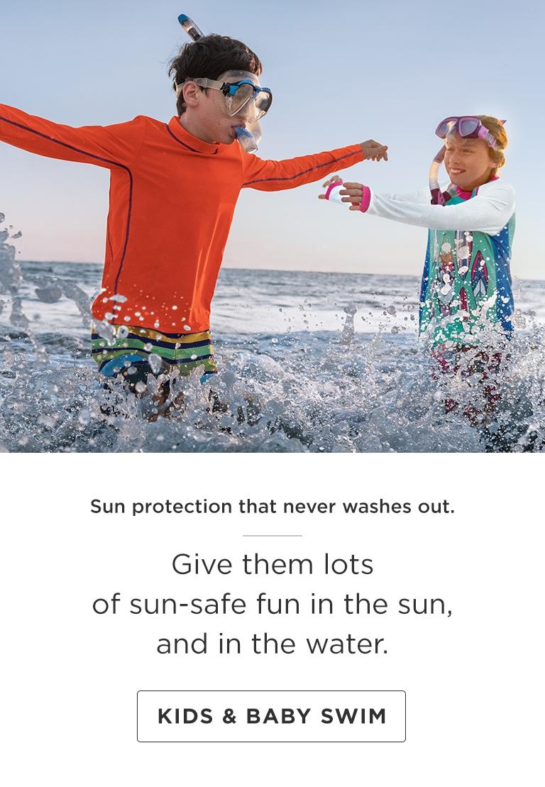 Kids & Baby Swim