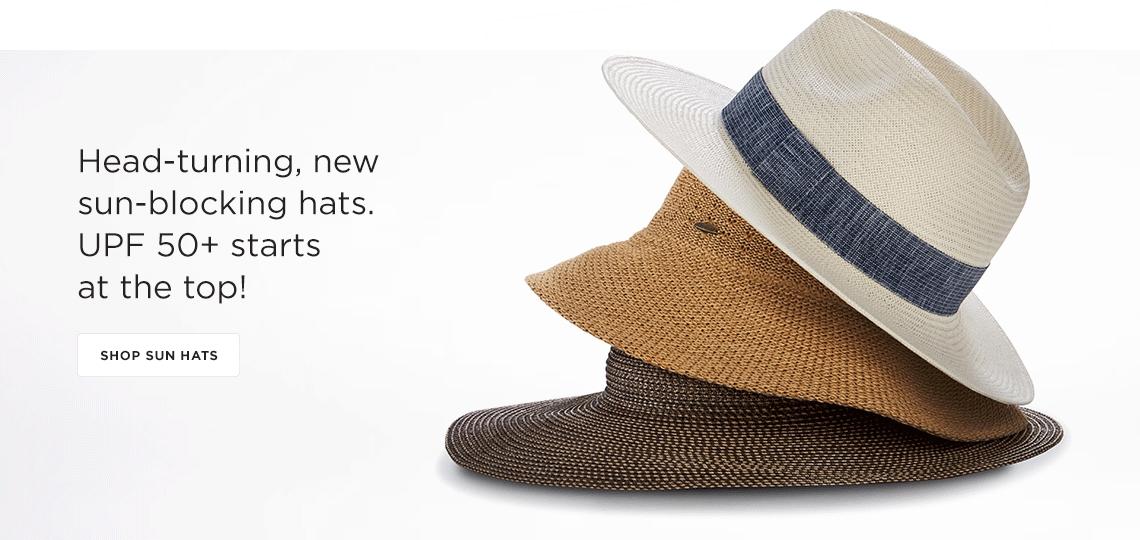 Shop Sun Hats