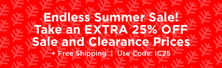 25% Off Sale Styles - USE CODE IC25