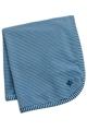Vintage Blue/Midnight Blue Feeder Stripe