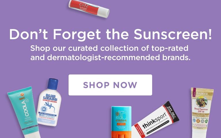 Shop Sunscreen
