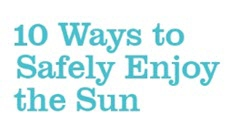 Sunscreen 101