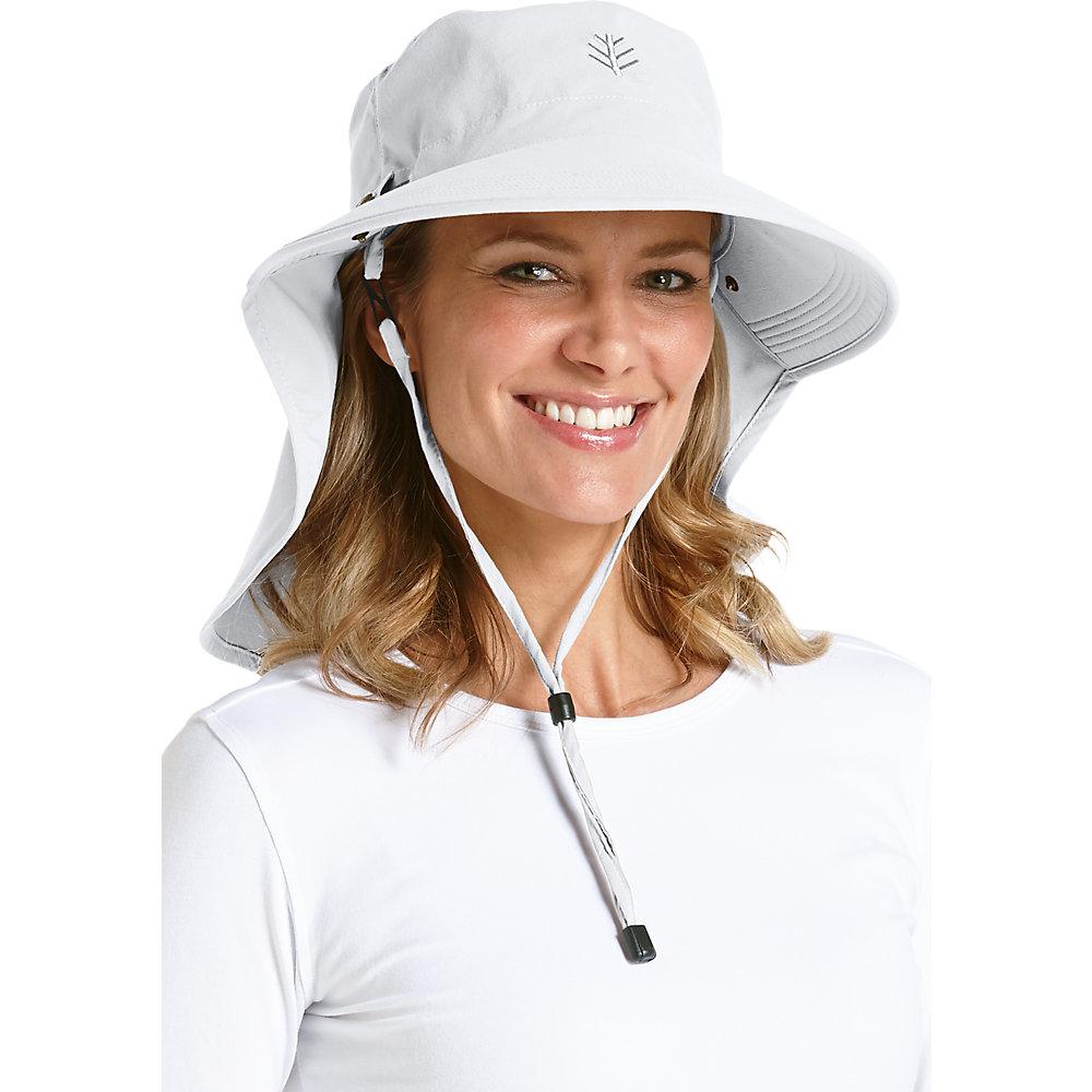 8d89a1f4af5 Coolibar UPF 50+ Women s Men s Ultra Sun Hat