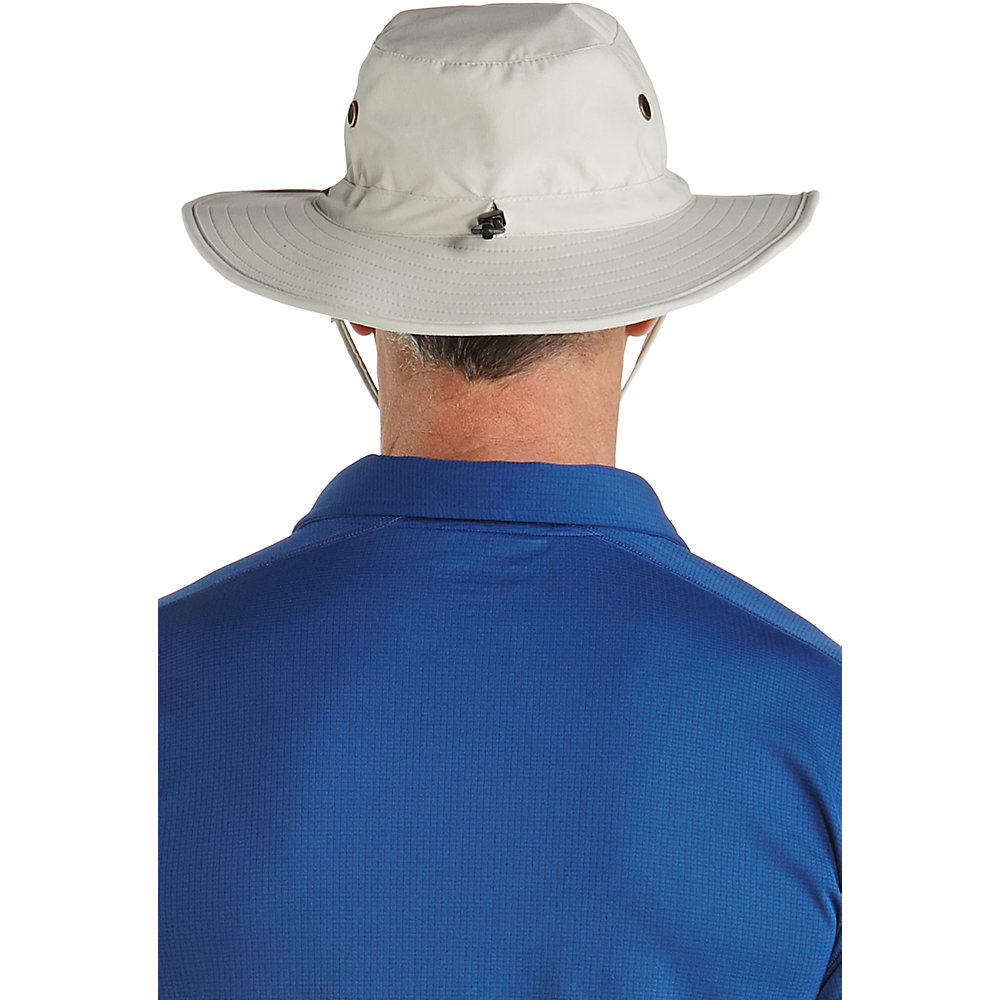 d2750747 Coolibar UPF 50 Mens Shapeable Wide Brim Hat - Sun Protective. About this  product. Picture 1 of 4; Picture 2 of 4; Picture 3 of 4 ...