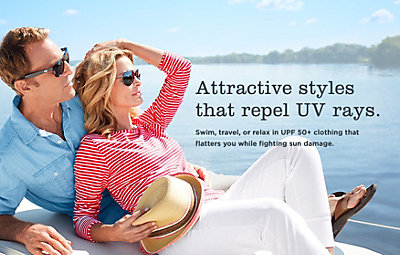 Attractive Styles that repel UV rays